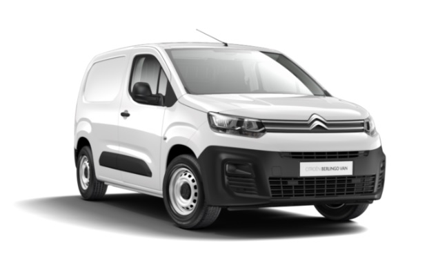 Citroen Berlingo Van leasen 1