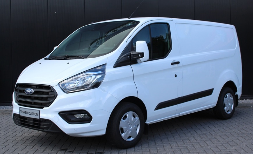 Ford transit custom leasen 6