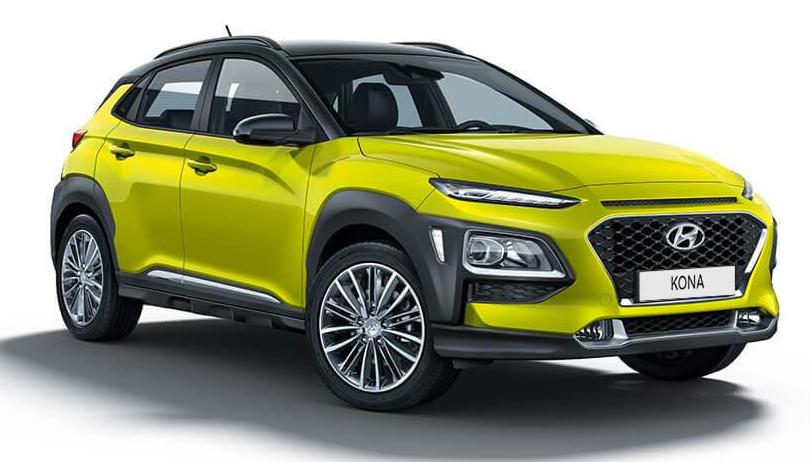 Hyundai Kona Leasen 3