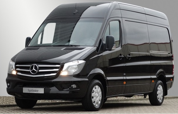 Mercedes Sprinter leasen 1