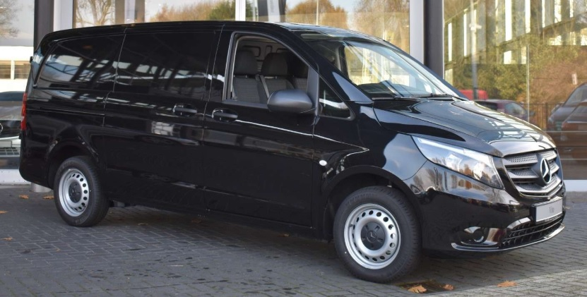Mercedes Vito leasen 1