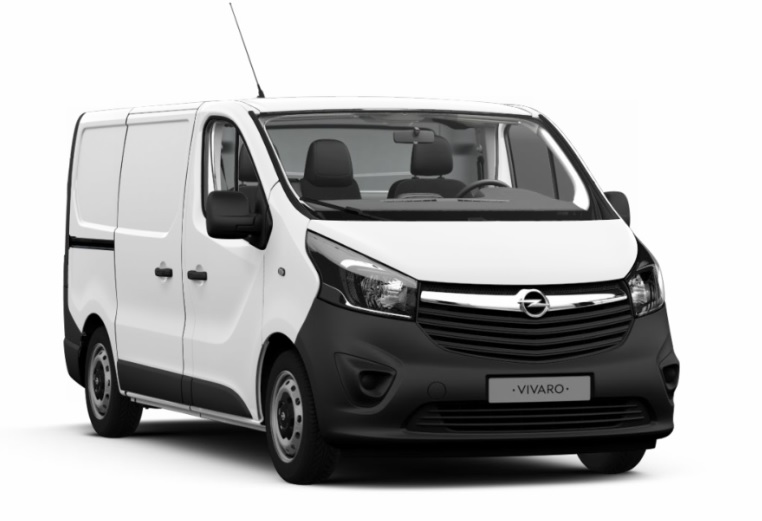 Opel Vivaro leasen 7