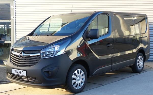 Opel Vivaro2