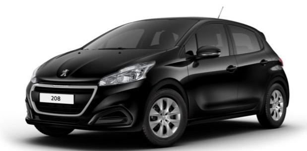 Peugeot 208 leasen 1