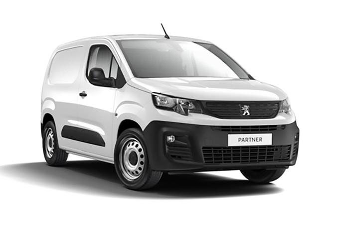 Peugeot Partner leasen 12