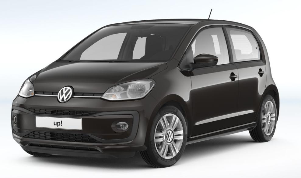 Volkswagen UP leasen 1