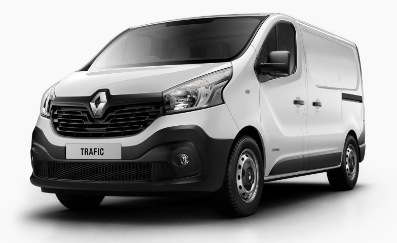 Renault Trafic leasen 1