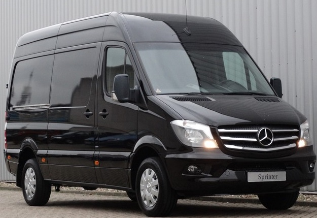 Mercedes Sprinter leasen 6