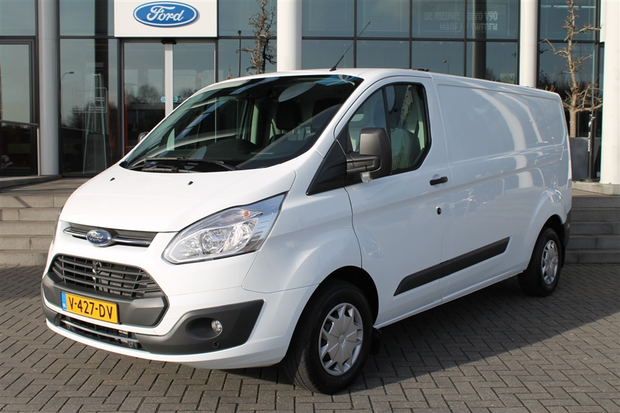 Ford transit custom 1