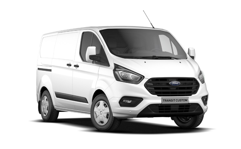 Ford transit custom leasen 11