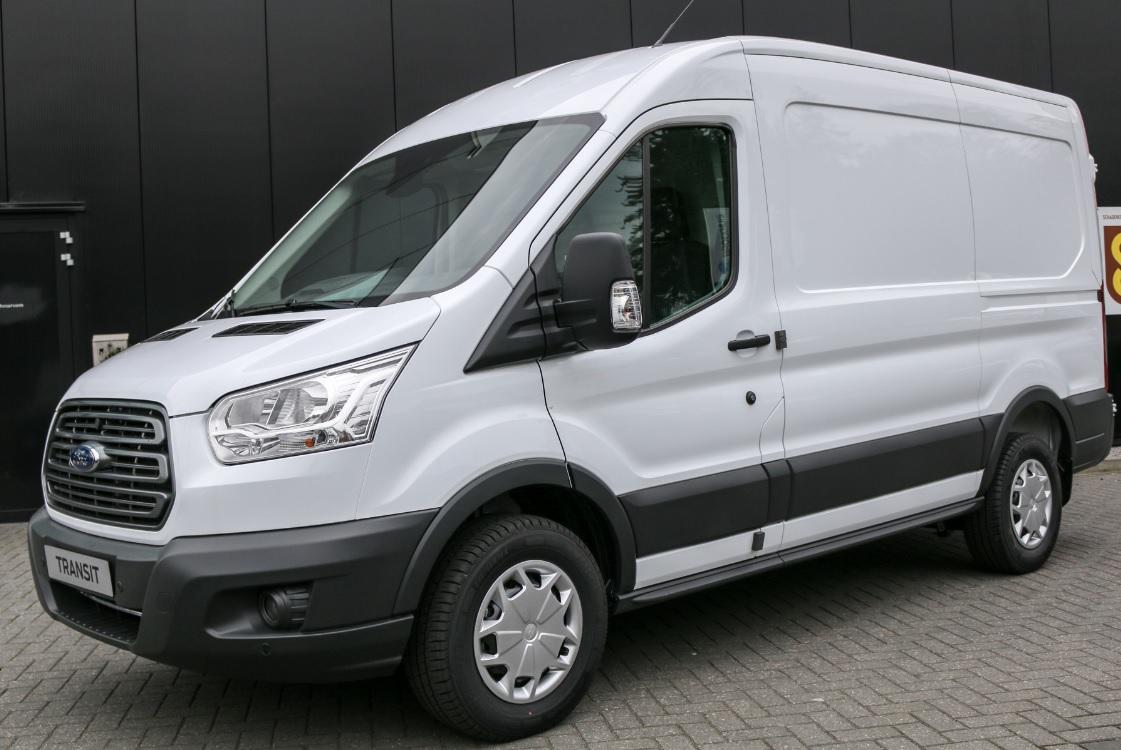 Ford Transit leasen 1