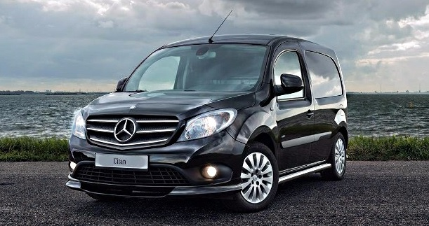 Mercedes Citan leasen 12