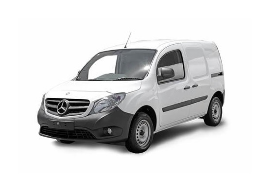 Mercedes Citan leasen 5