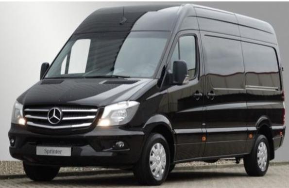 Mercedes Sprinter leasen 1