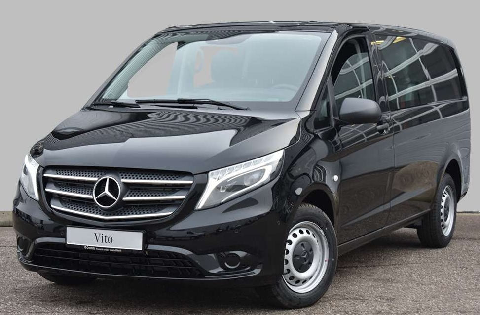 Mercedes Vito leasen 13