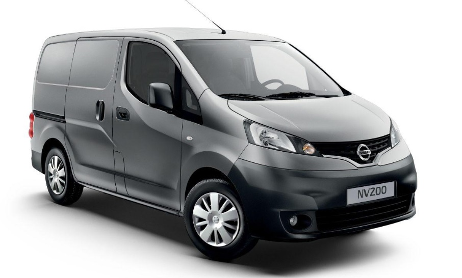 Nissan NV200 leasen3