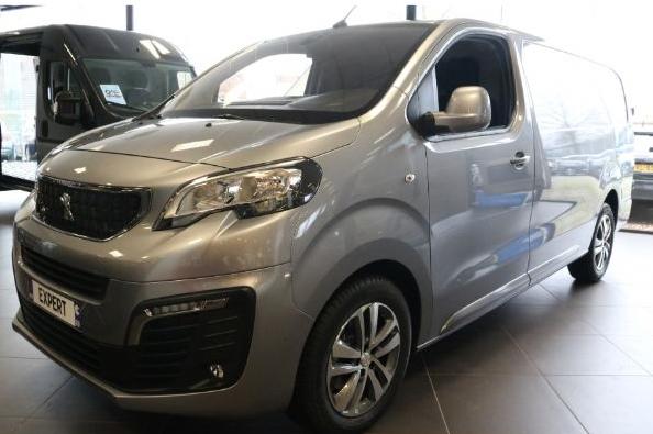 Peugeot Expert leasen 1