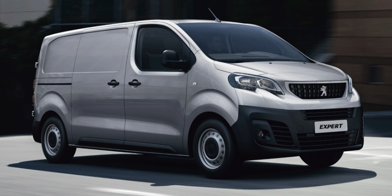 Peugeot Expert leasen 14