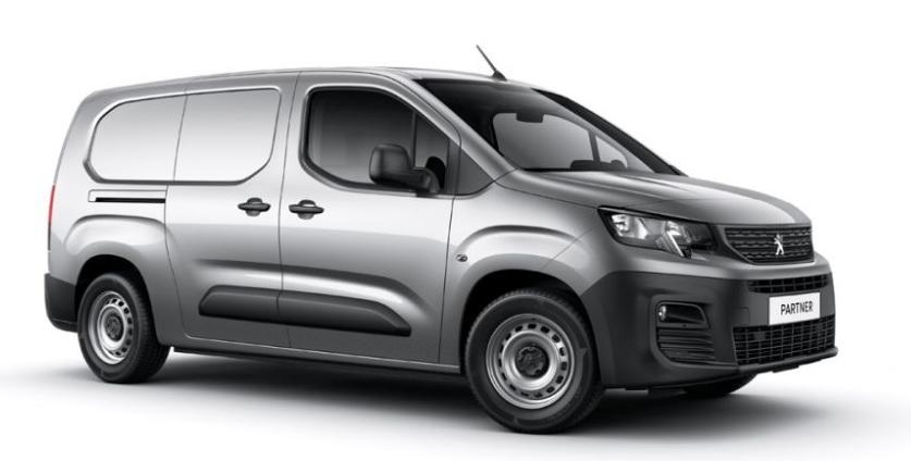Peugeot Partner leasen 13