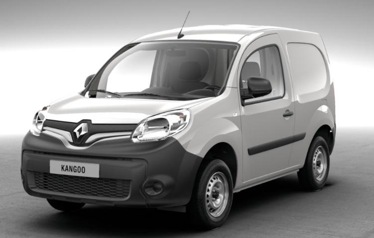 Renault Kangoo leasen 11