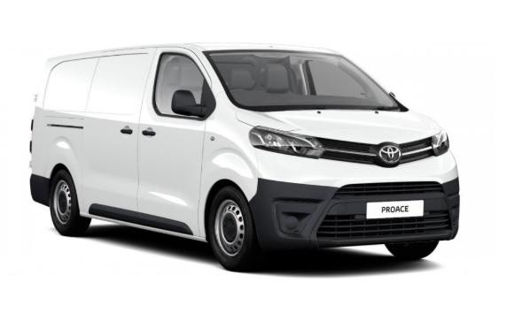 Toyota Proace leasen 1
