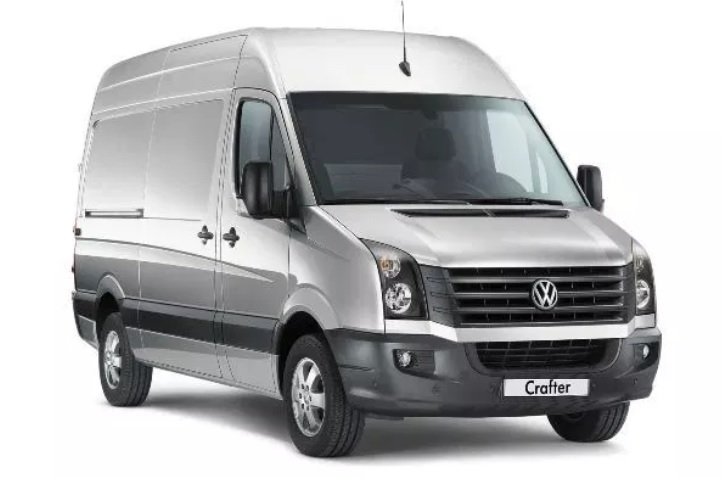 VW Crafter leasen 5