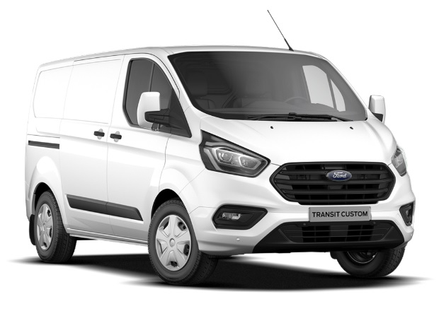 Ford transit custom 4