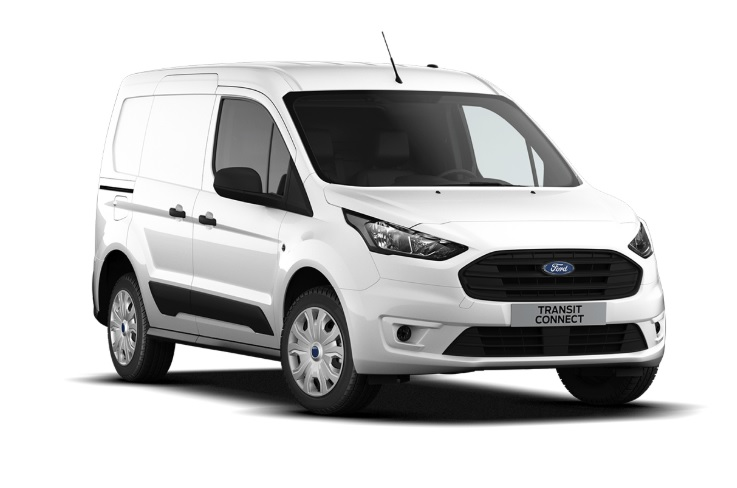 Ford transit connect leasen 1