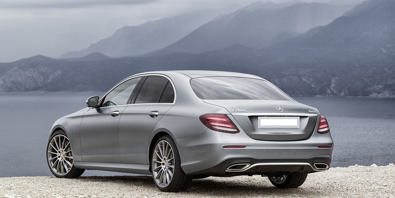 Mercedes e klasse limousine leasen for Mercedes benz financial lease address