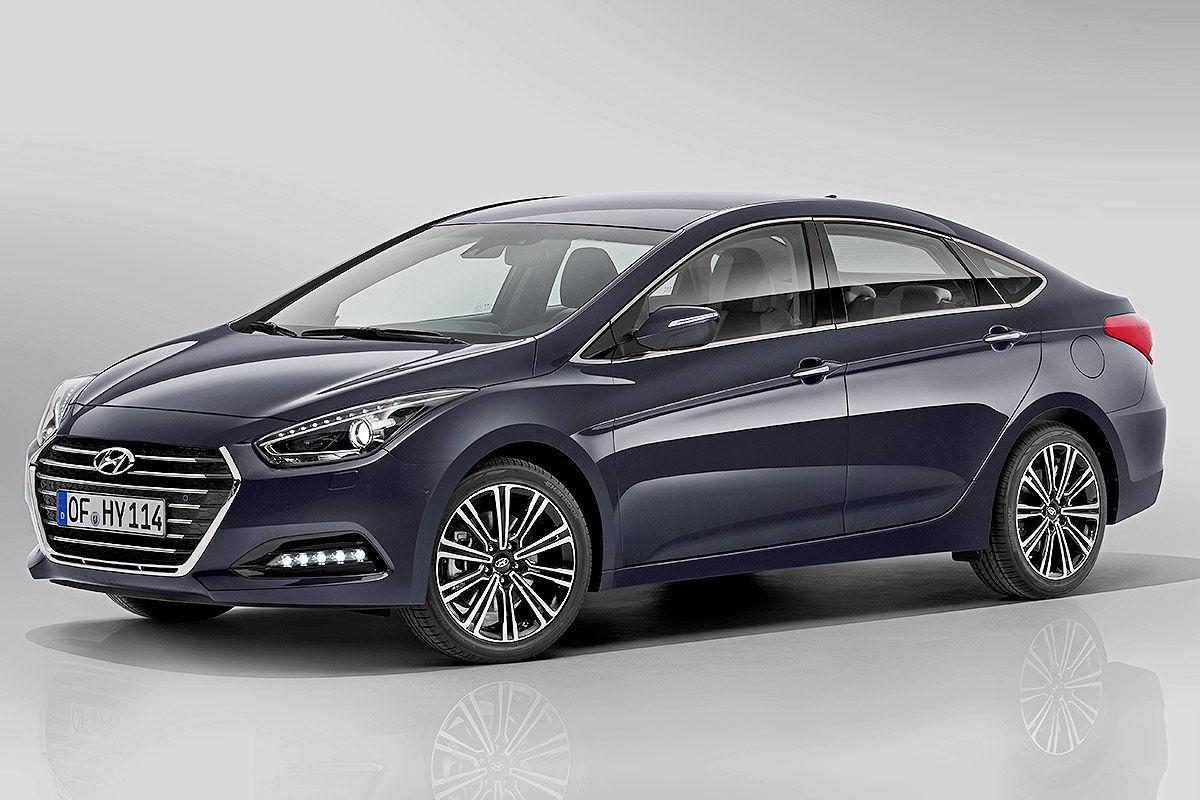 Hyundai i40 Sedan 1